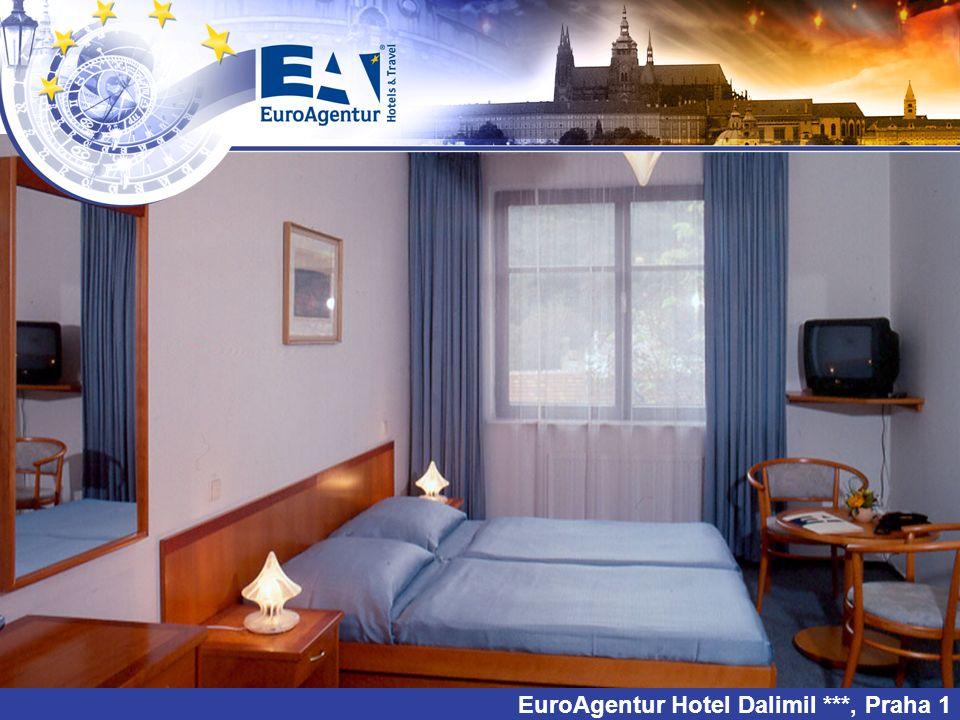 EuroAgentur Hotel Dalimil ***, Praha 1