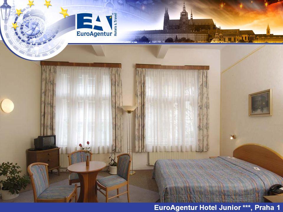 EuroAgentur Hotel Junior ***, Praha 1