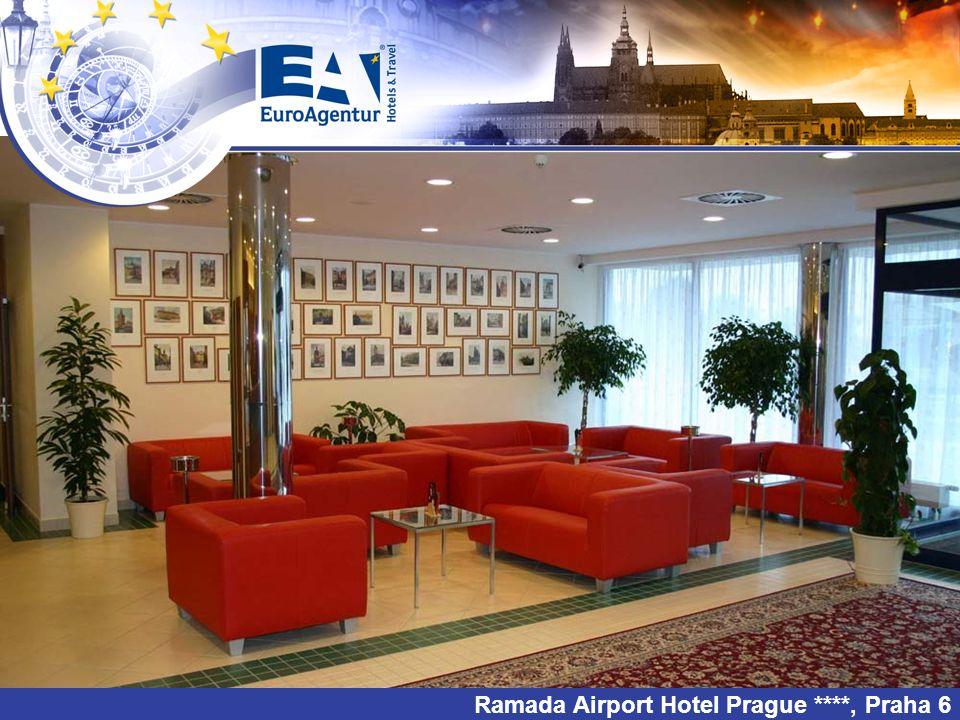 Ramada Airport Hotel Prague ****, Praha 6