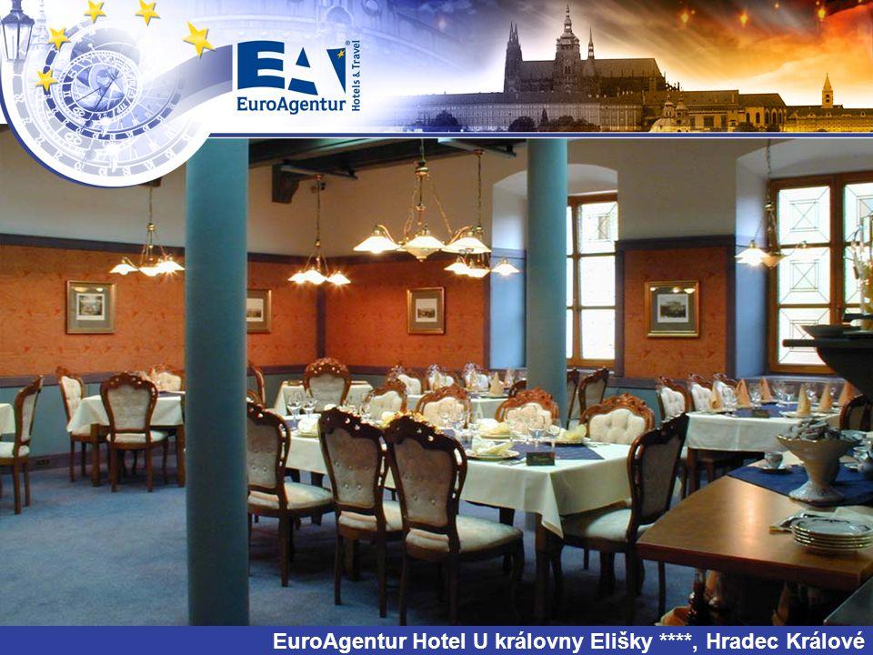 EuroAgentur Hotel U královny Elišky ****, Hradec Králové