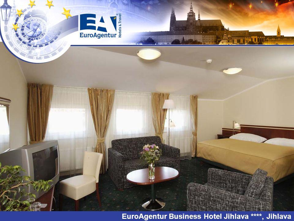 EuroAgentur Business Hotel Jihlava ****, Jihlava