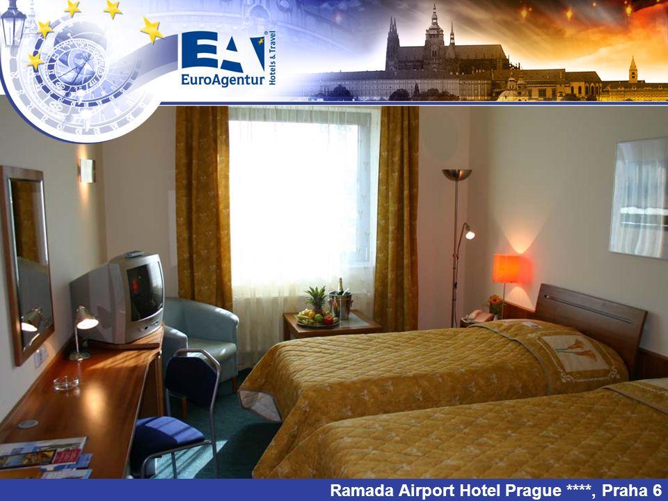 EuroAgentur Hotel Downtown ****, Praha 1
