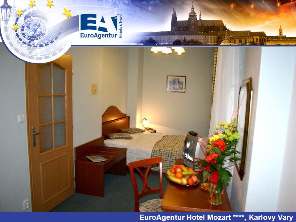 EuroAgentur Hotel Mozart ****, Karlovy Vary