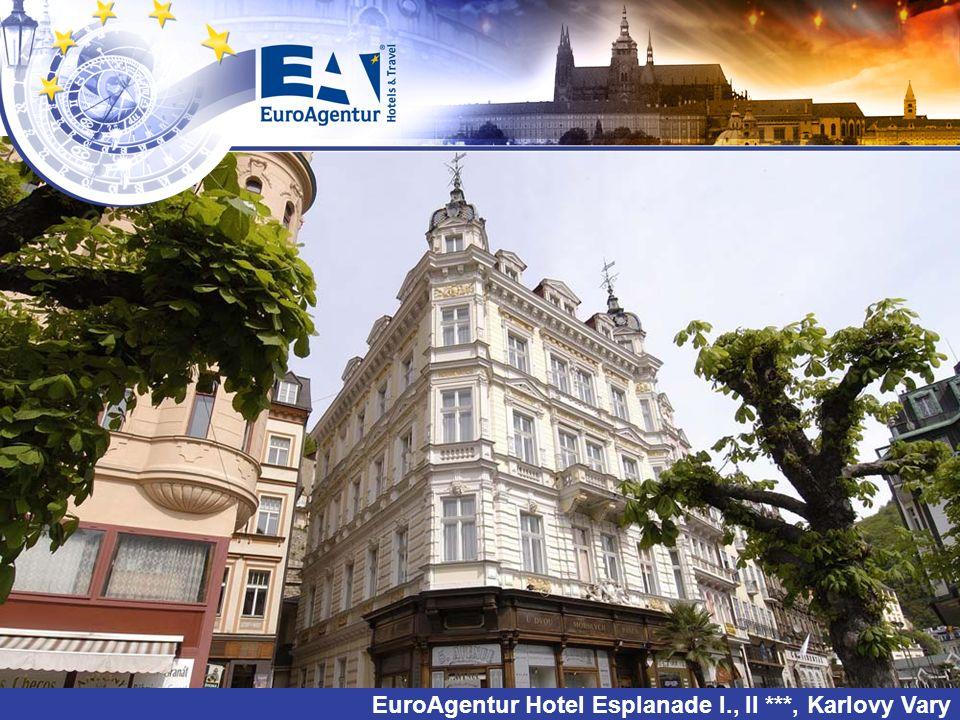 EuroAgentur Hotel Jessenius ***, Karlovy Vary