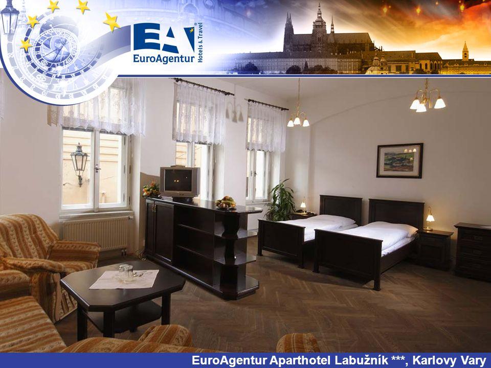 EuroAgentur Hotel Esplanade I., II ***, Karlovy Vary