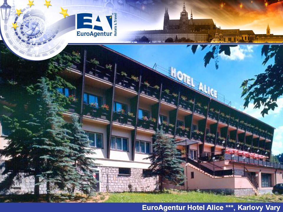 EuroAgentur Aparthotel Labužník ***, Karlovy Vary