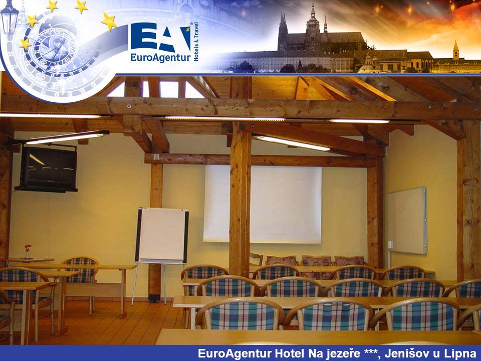 EuroAgentur Hotel Na jezeře ***, Jenišov u Lipna