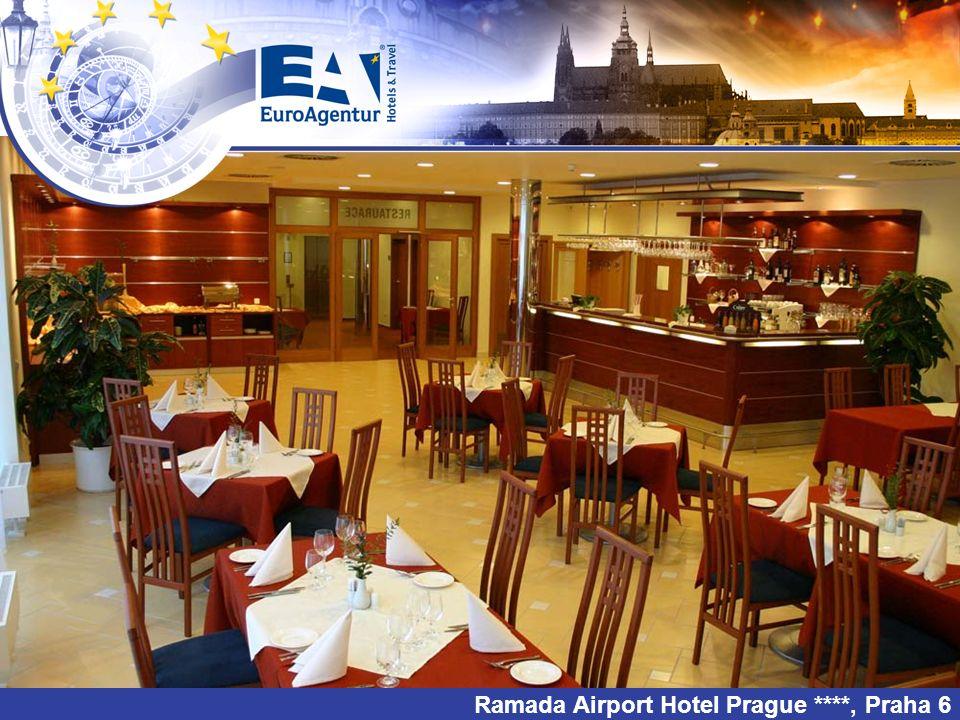 EuroAgentur Hotel Melantrich ***, Praha 1