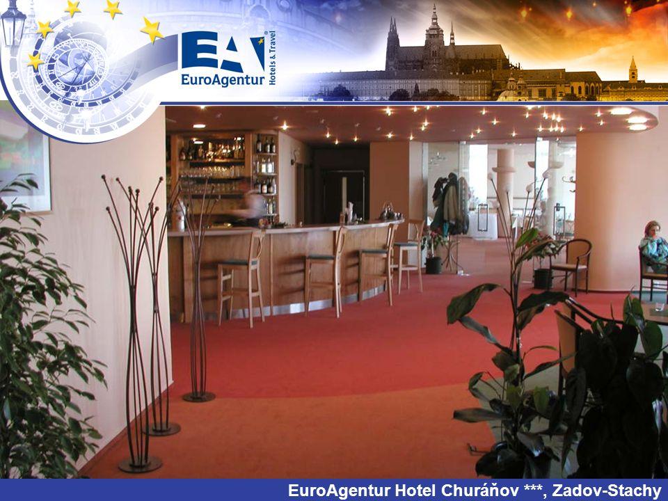 EuroAgentur Hotel Churáňov ***, Zadov-Stachy