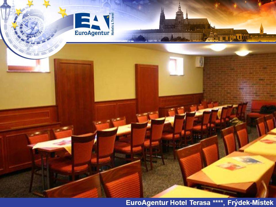 EuroAgentur Hotel Terasa ****, Frýdek-Místek