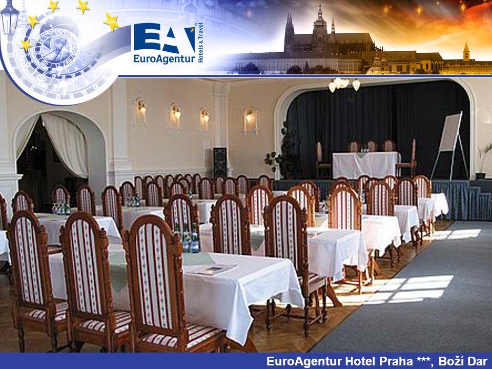 EuroAgentur Hotel Praha ***, Boží Dar