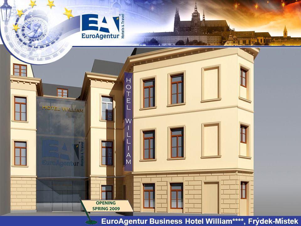 EuroAgentur Hotel Atrium ****, Otrokovice