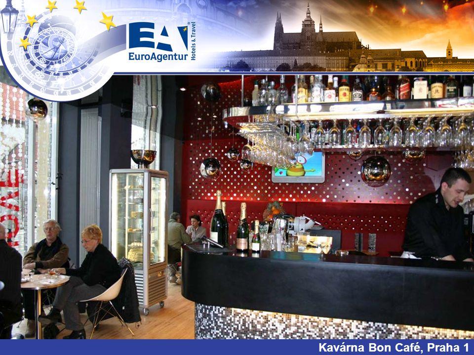 Kavárna Bon Café, Praha 1