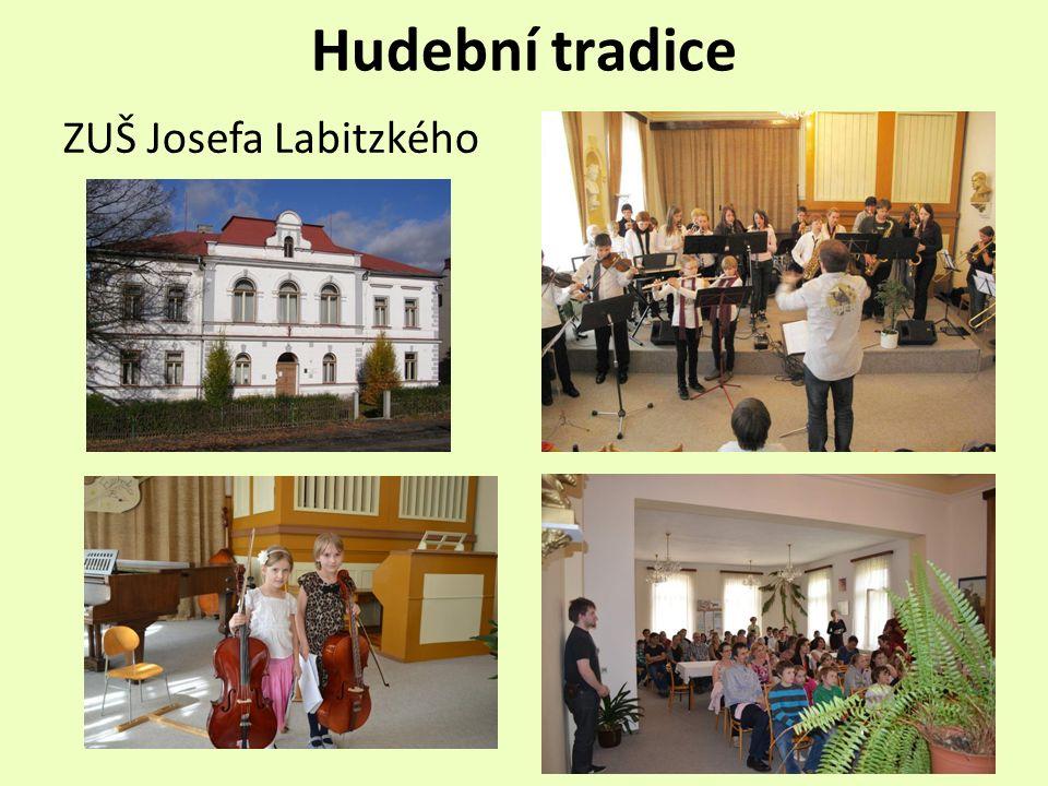 Hudební tradice ZUŠ Josefa Labitzkého