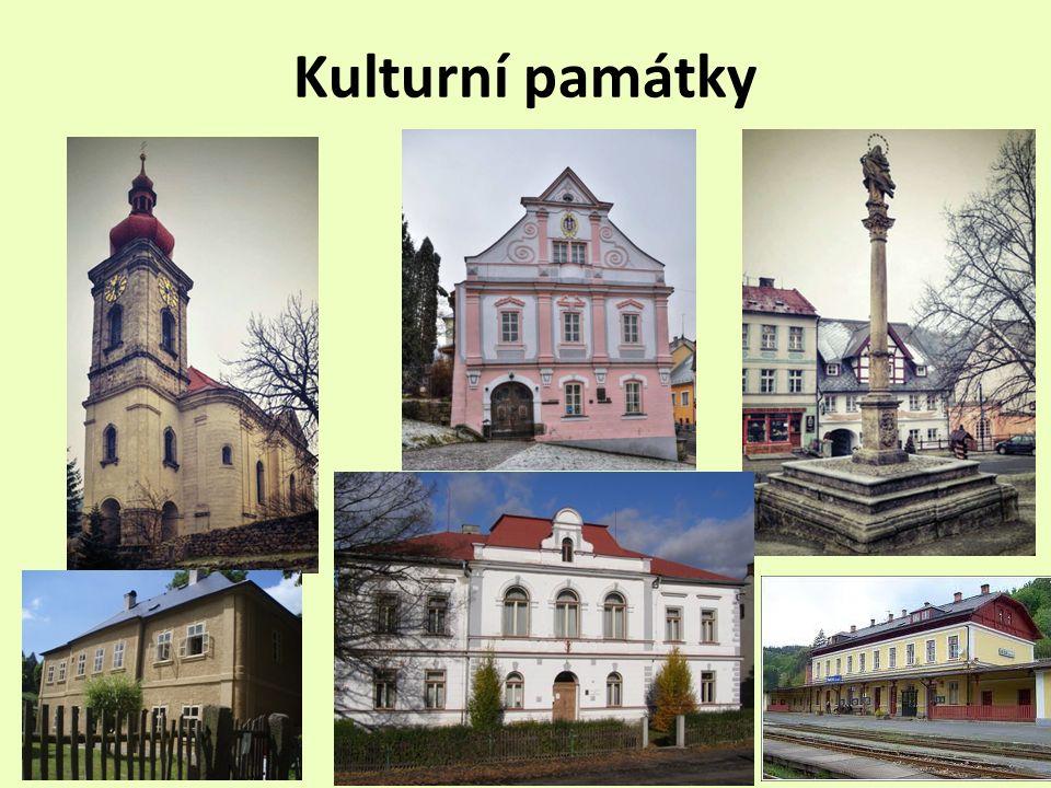Kulturní památky
