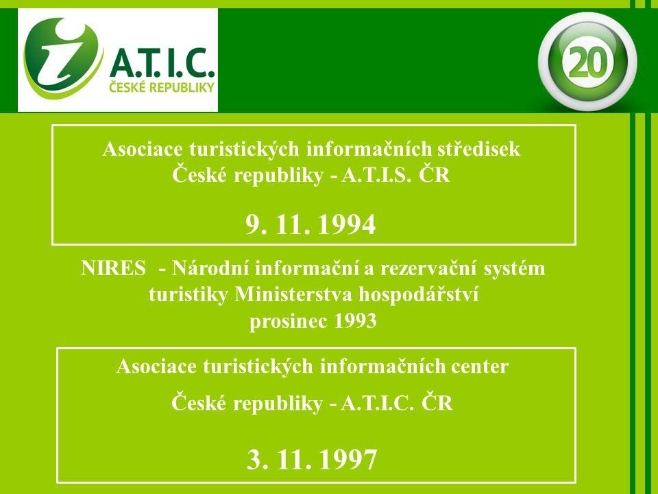 Asociace turistických informačních středisek České republiky - A.T.I.S.