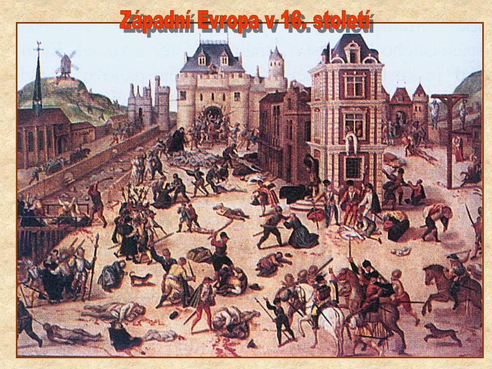 ROZMACH NIZOZEMÍ - 16. stol.
