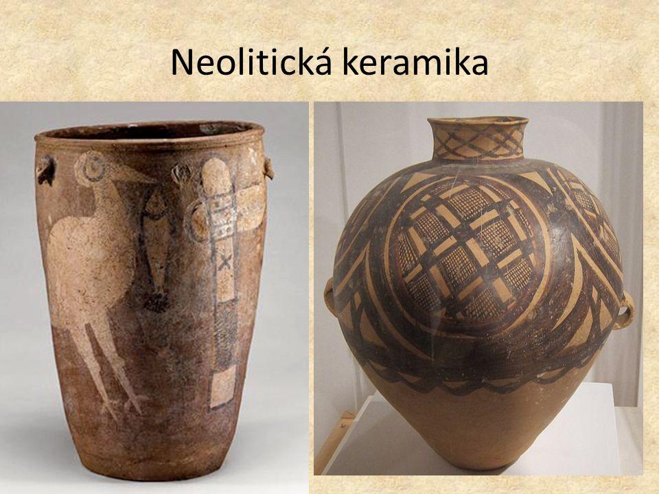 Neolitická keramika