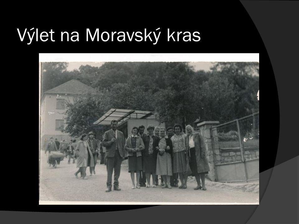 Výlet na Moravský kras