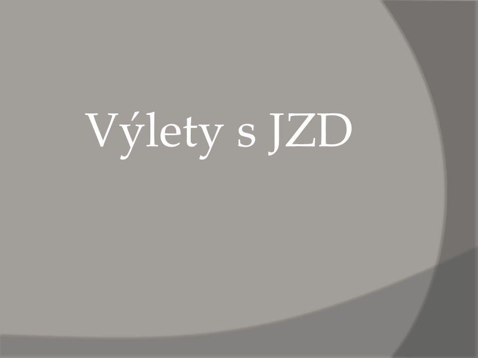 Výlety s JZD