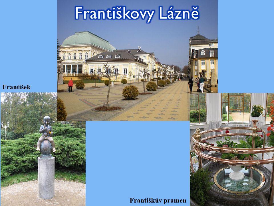 Františkův pramen František
