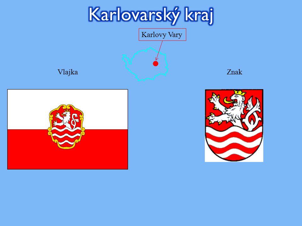 Karlovy Vary Vlajka Znak