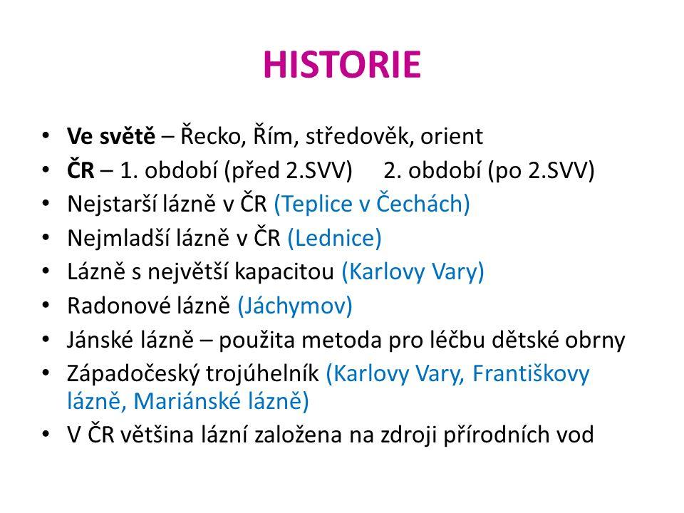HISTORIE Ve světě – Řecko, Řím, středověk, orient ČR – 1.