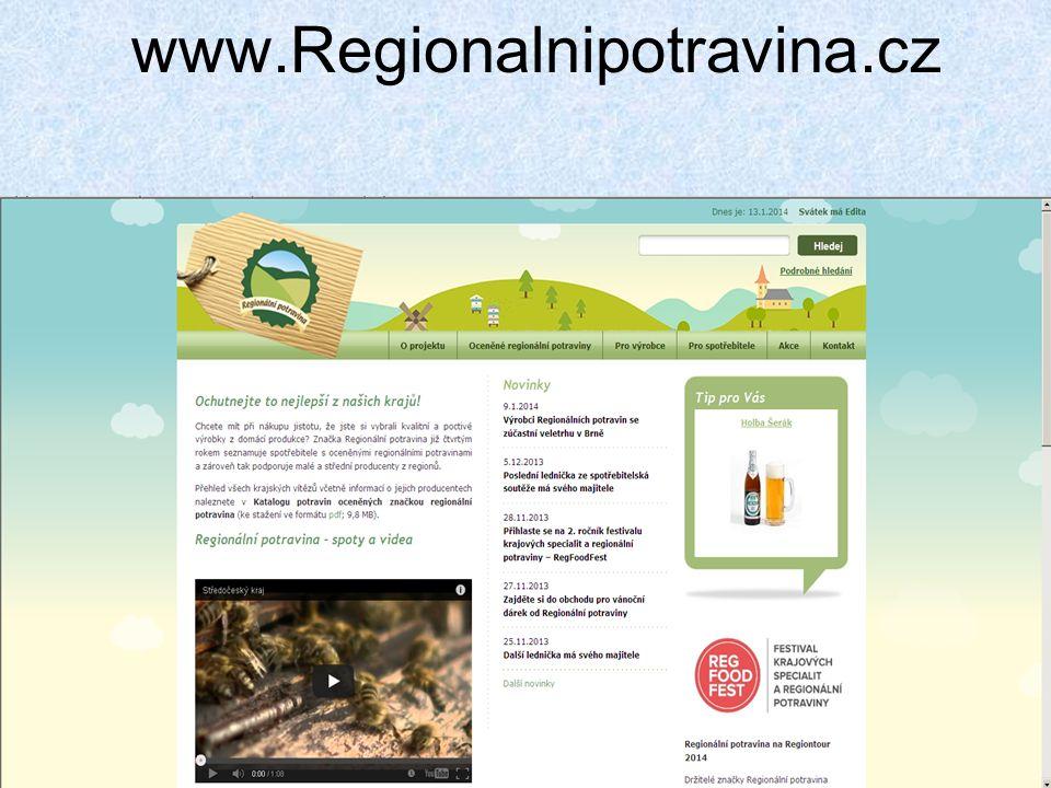 www.Regionalnipotravina.cz