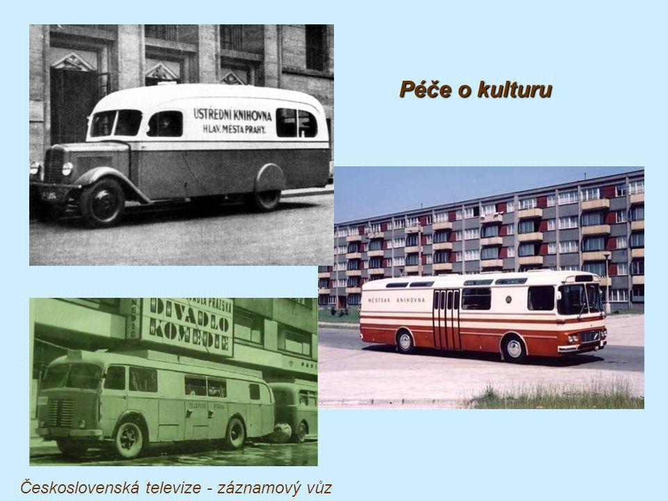 Mrazírenský vůz Stěhovací autobus