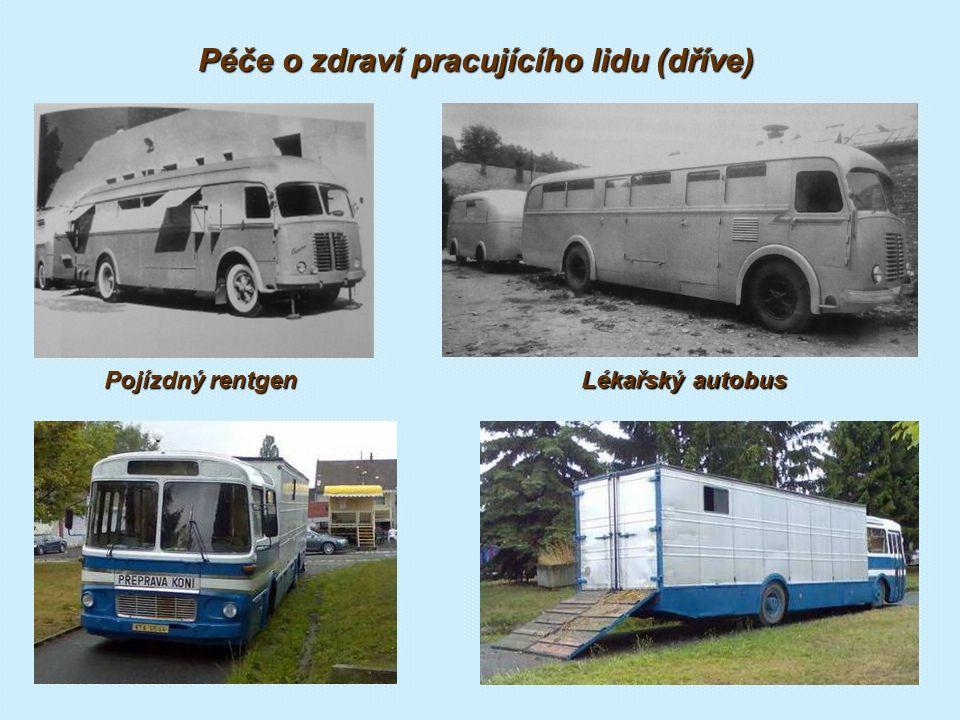 Péče o kulturu Československá televize - záznamový vůz