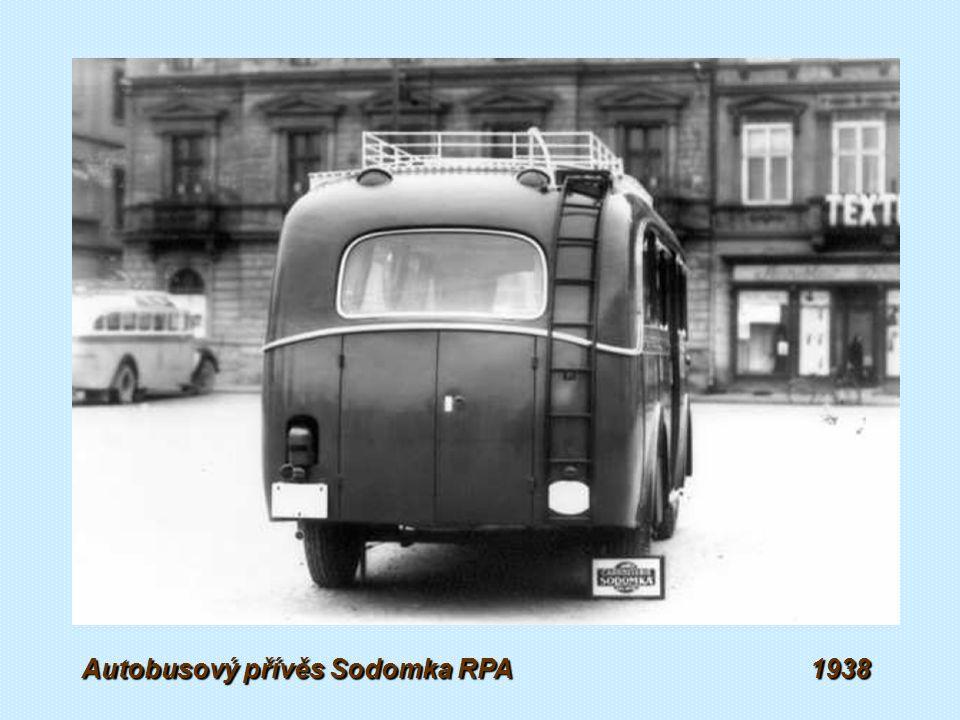 Autobusové vlečné vozy pro hromadnou dopravu osob znamenaly ve své době významný přínos k rozšíření, zdokonalení a zlepšení hospodářské výkonnosti autobusové dopravy.