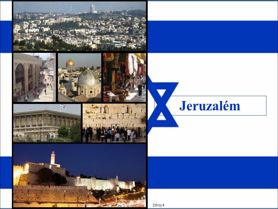 1. Jak se nazývá největší izraelské město? A.Haifa B.Tel Aviv C.Jeruzalém D.Ejlat