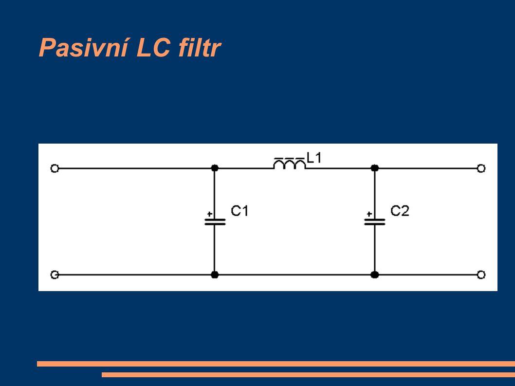 Pasivní LC filtr