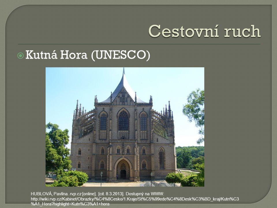  Kutná Hora (UNESCO) HUBLOVÁ, Pavlína. rvp.cz [online].