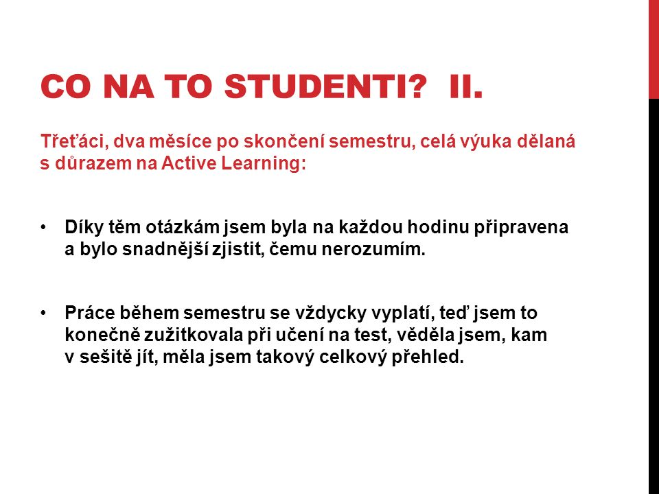 CO NA TO STUDENTI. II.