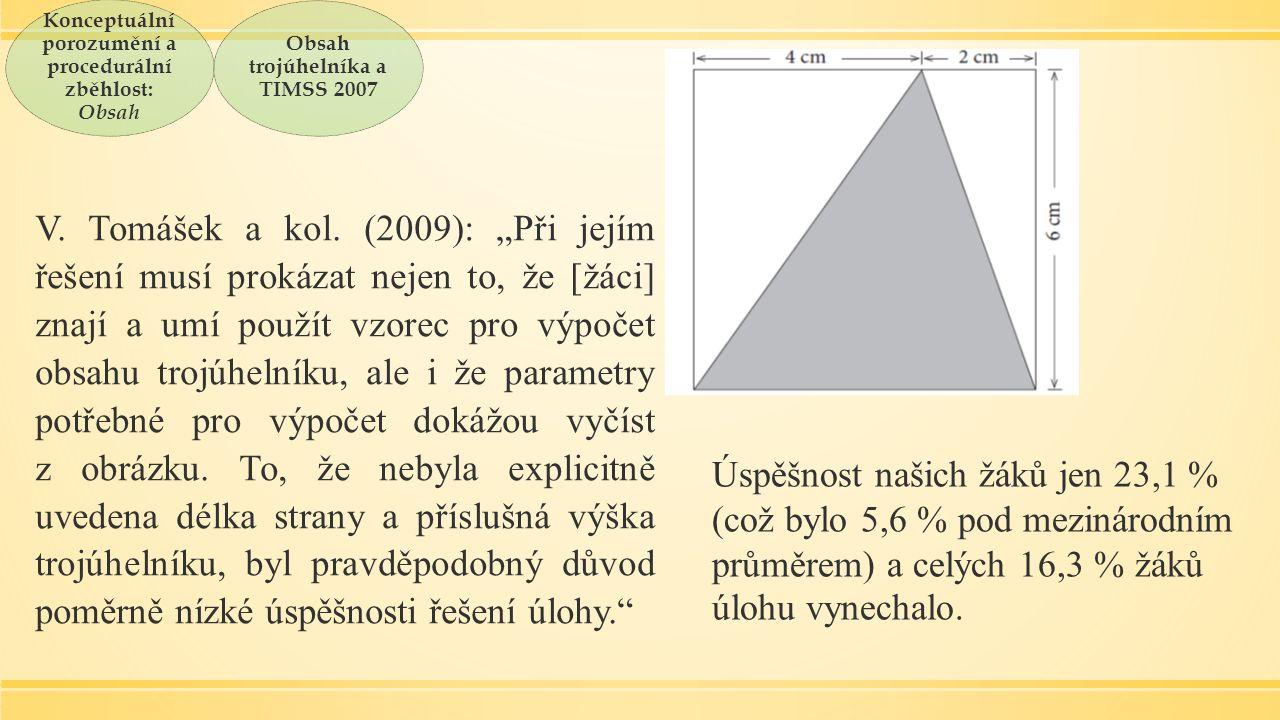 V. Tomášek a kol.