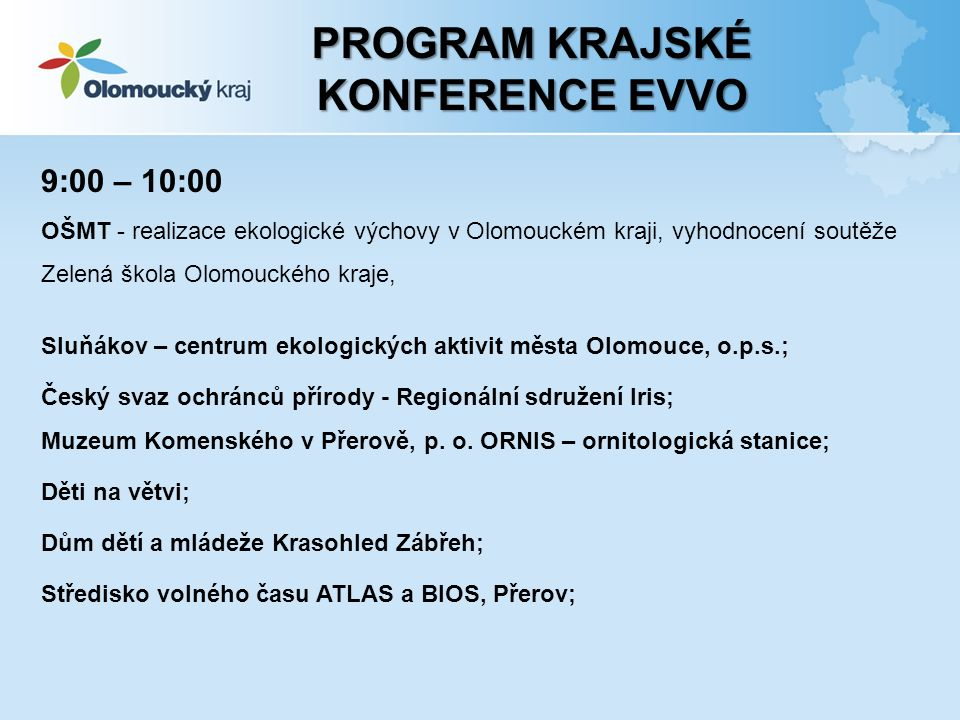 Nové programovací období Operační program Vzdělávání pro konkurenceschopnost (OPVK) dobíhá.