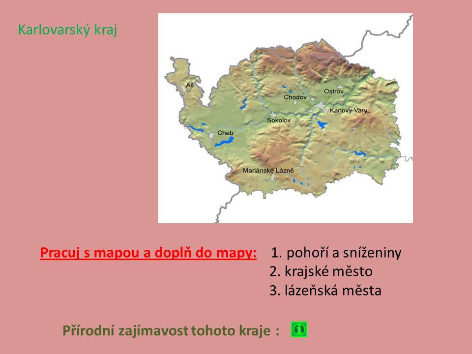 Karlovy Vary - nejznámější a největší lázeňské město České republiky.