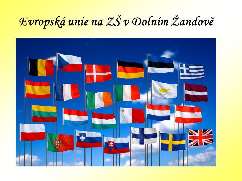 Evropská unie na ZŠ v Dolním Žandově