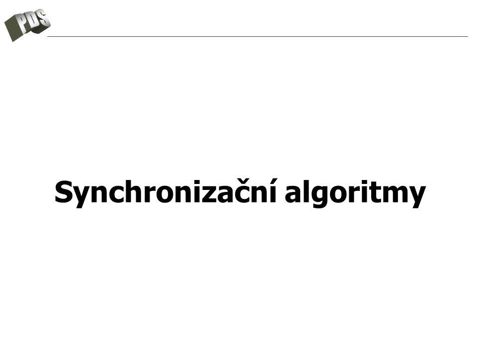 Synchronizační algoritmy