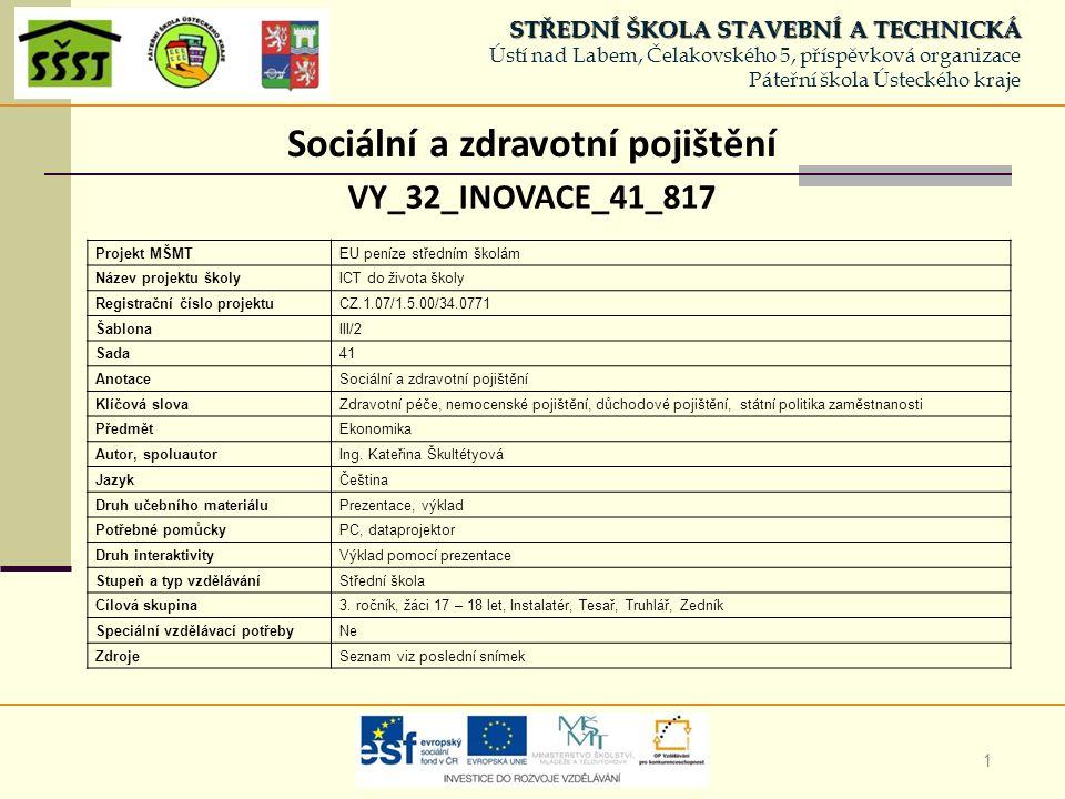 12 ŠVARCOVÁ, J.Ekonomie – stručný přehled, 2003/2004.