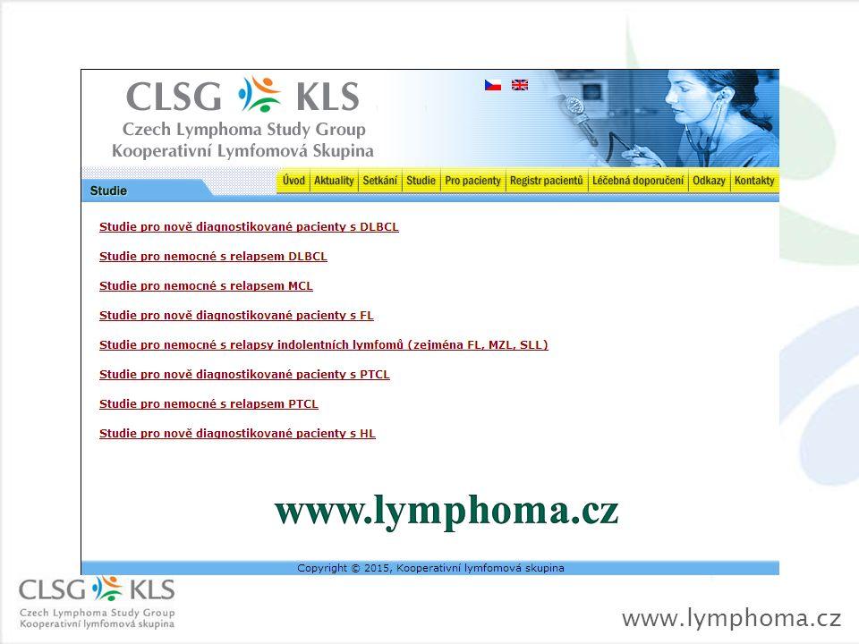 www.lymphoma.cz