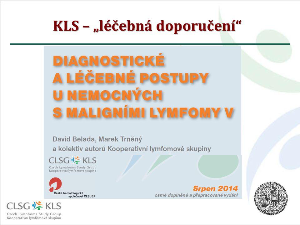 """KLS – """"léčebná doporučení"""