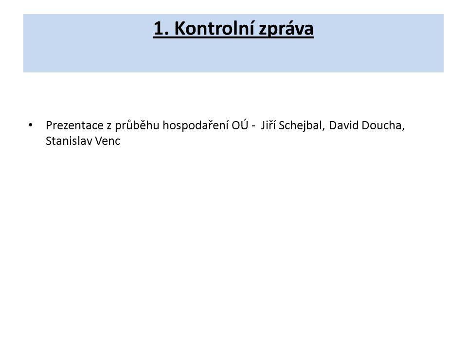 2.Aktuální informace z obce Zkolaudován vodovod - 2.