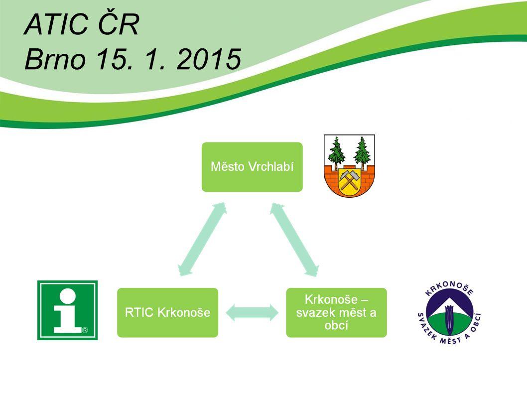 ATIC ČR Brno 15. 1. 2015
