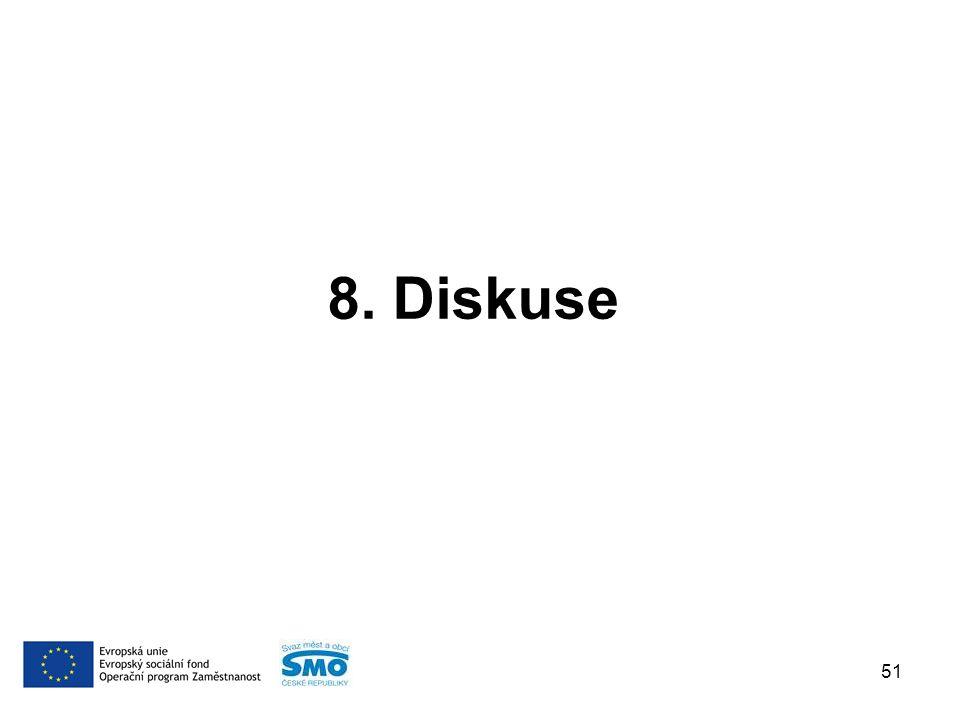 8. Diskuse 51
