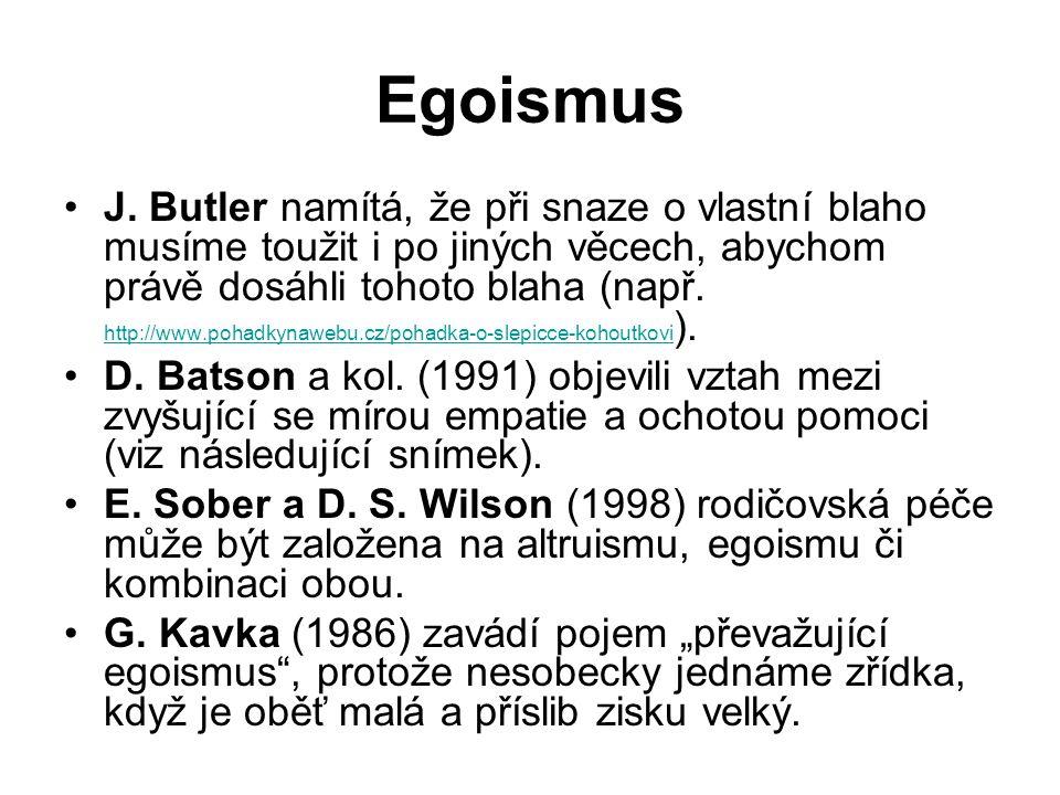 Egoismus J.