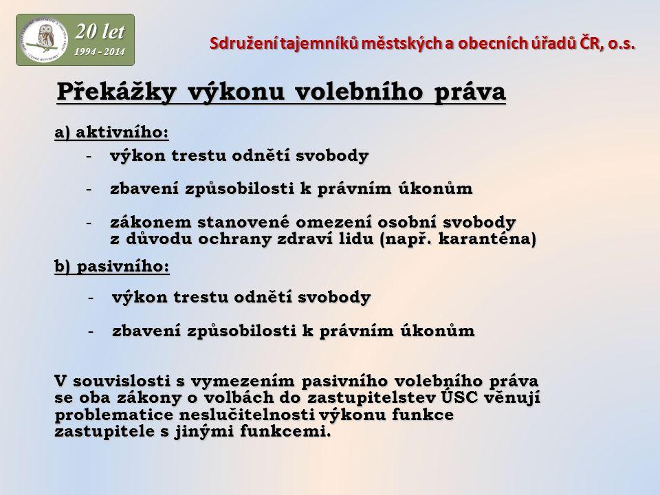 Sdružení tajemníků městských a obecních úřadů ČR, o.s.