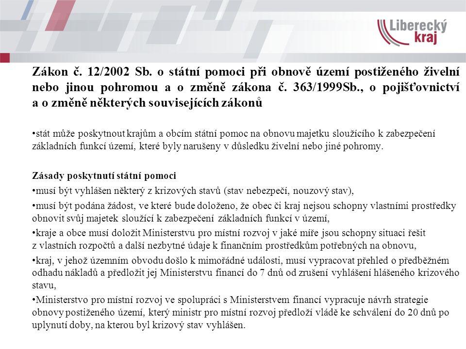 Zákon č. 12/2002 Sb.