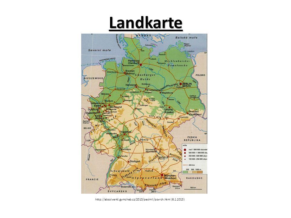 Použitá literatura BEZA, Stanislaw.Eine kleine Landeskunde deutschsprachiger Länder.